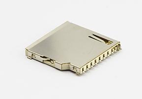 SD  CARD 卡座连接器